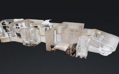 Modelo 3D Bungalow Dunas Playa del Ingles